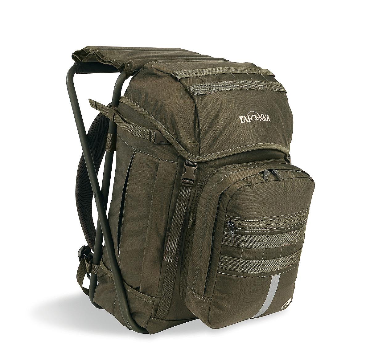 Стул-рюкзак для рыбалки Tatonka