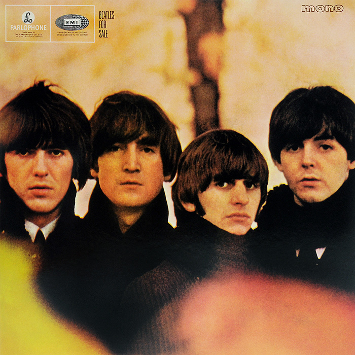 The Beatles The Beatles. Beatles For Sale (LP) the beatles the beatles beatles for sale ecd