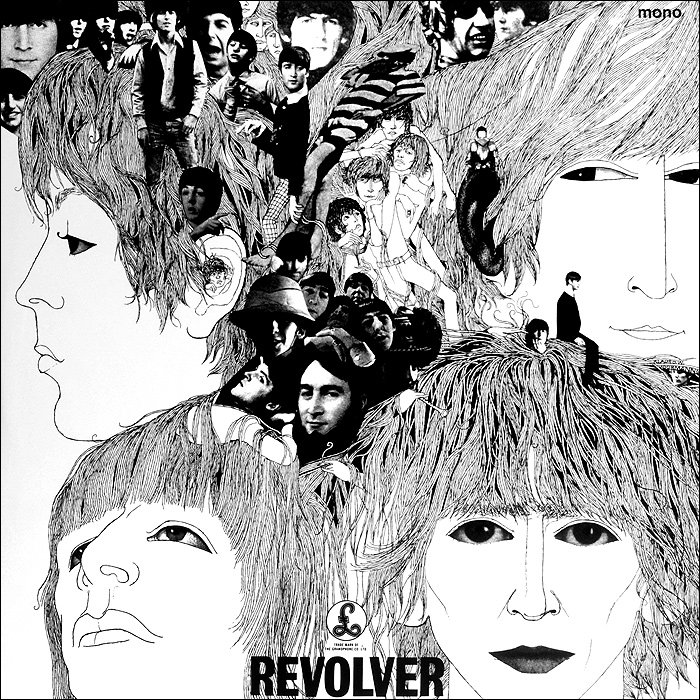 The Beatles The Beatles. Revolver (Mono) (LP) цена