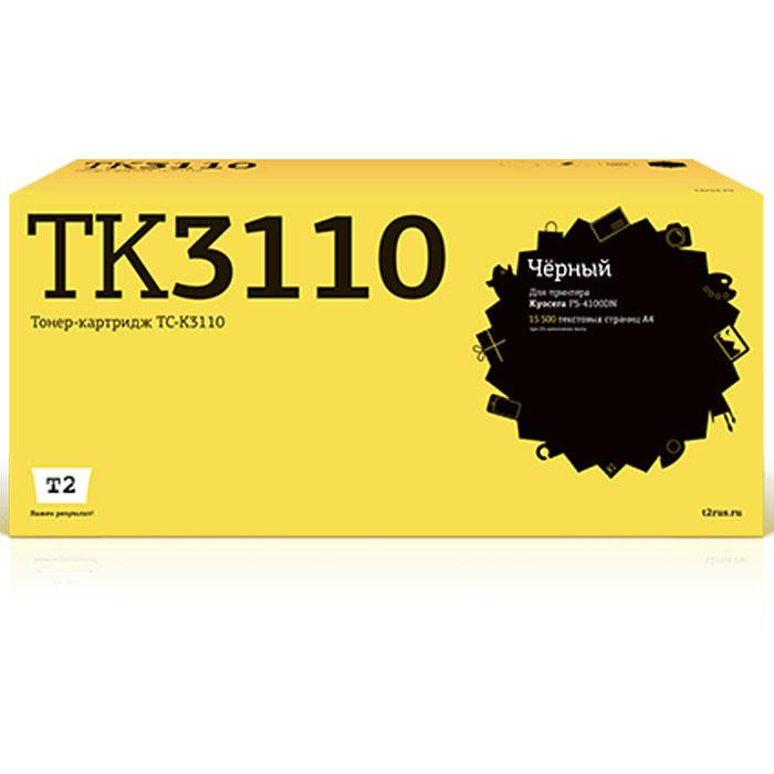 цены Картридж T2 TC-K3110, черный, для лазерного принтера