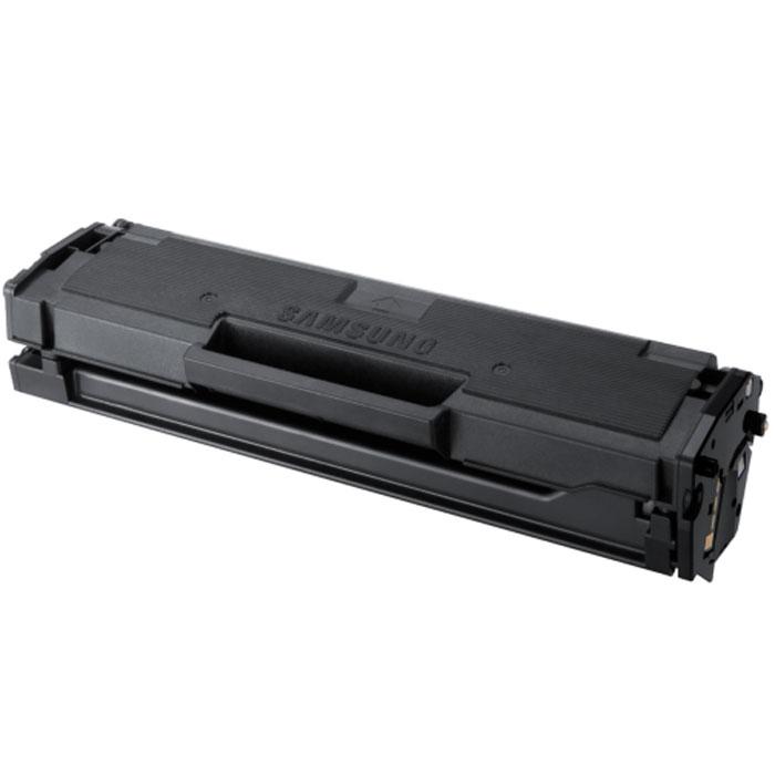 Картридж Samsung MLT-D101S, черный, для лазерного принтера, оригинал