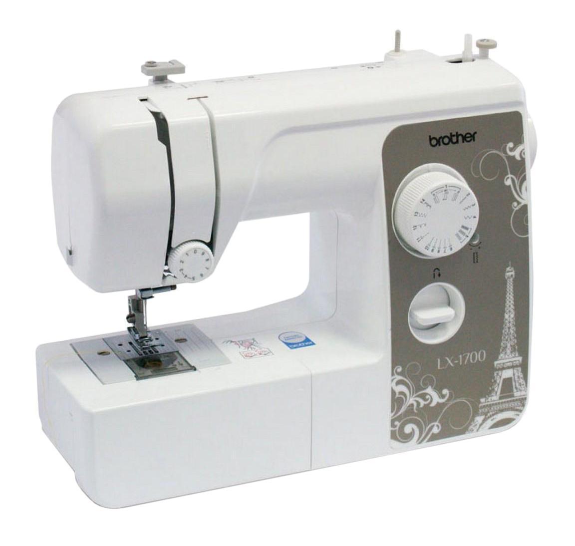 лучшая цена Швейная машина Brother LX-1700