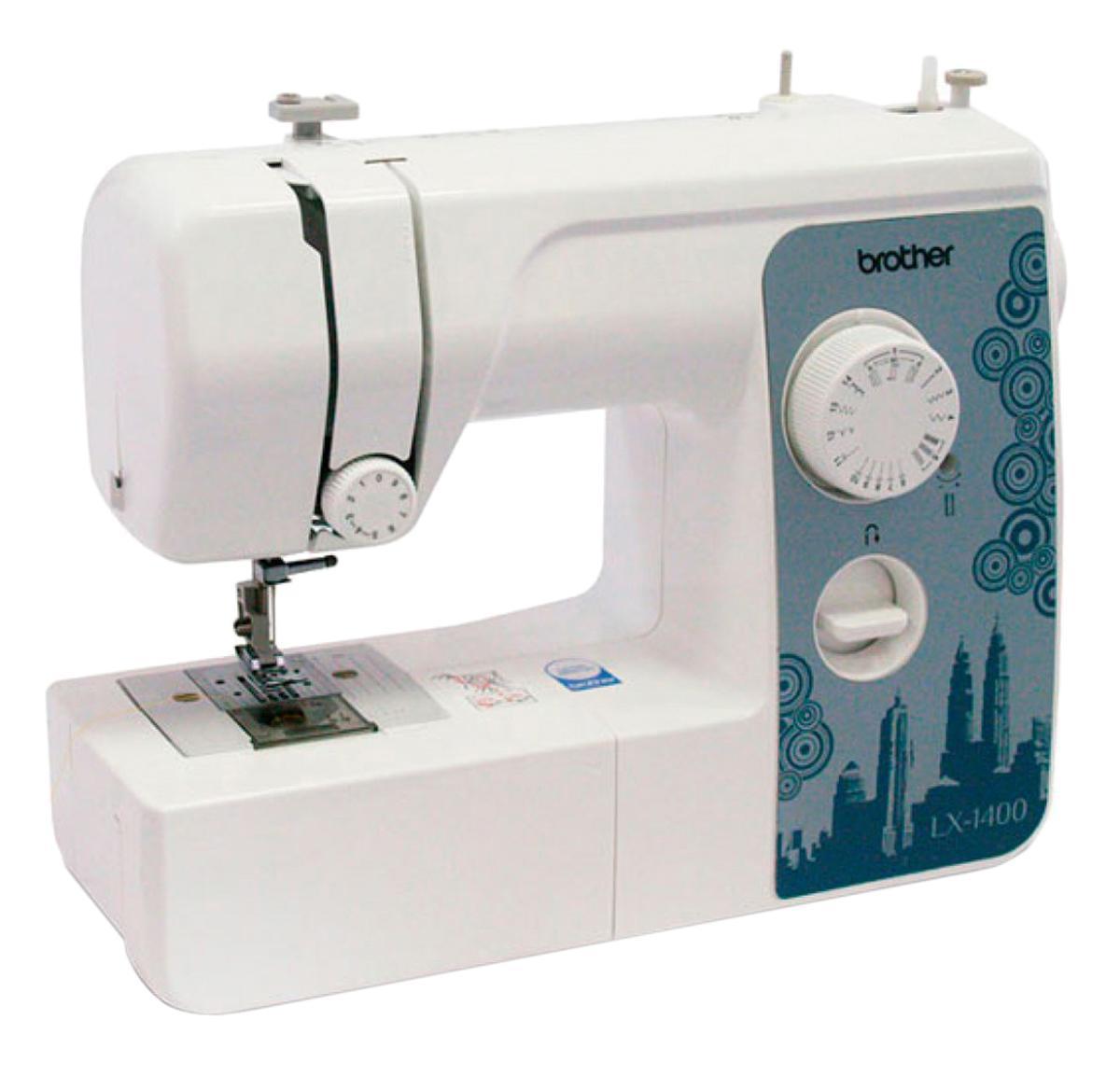 лучшая цена Швейная машина Brother LX-1400