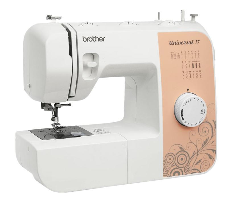 лучшая цена Brother Universal 17 швейная машина