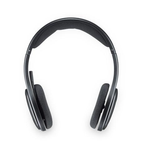 Компьютерная гарнитура Logitech Wireless Headset H800 (981-000338) гарнитура беспроводная logitech wireless headset h800 981 000338