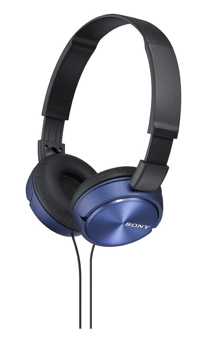 Sony MDR-ZX310APL, Blue гарнитура цена и фото