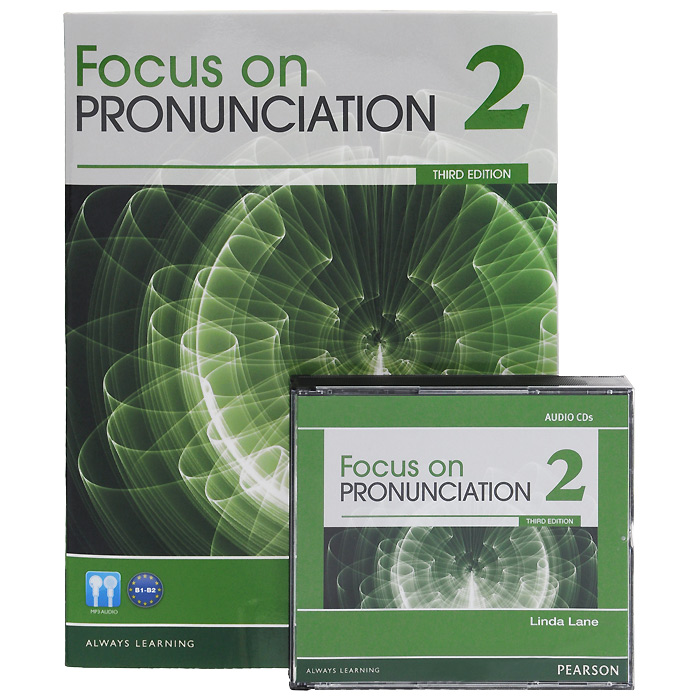Focus on Pronunciation 2 (+ 4 CD, CD-ROM)