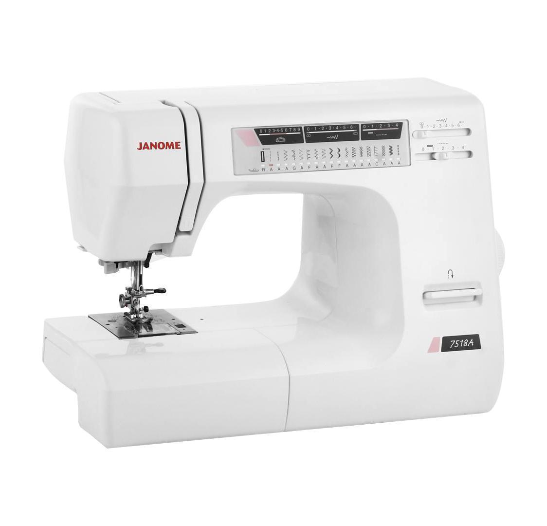 Швейная машина Janome 7518 A Janome