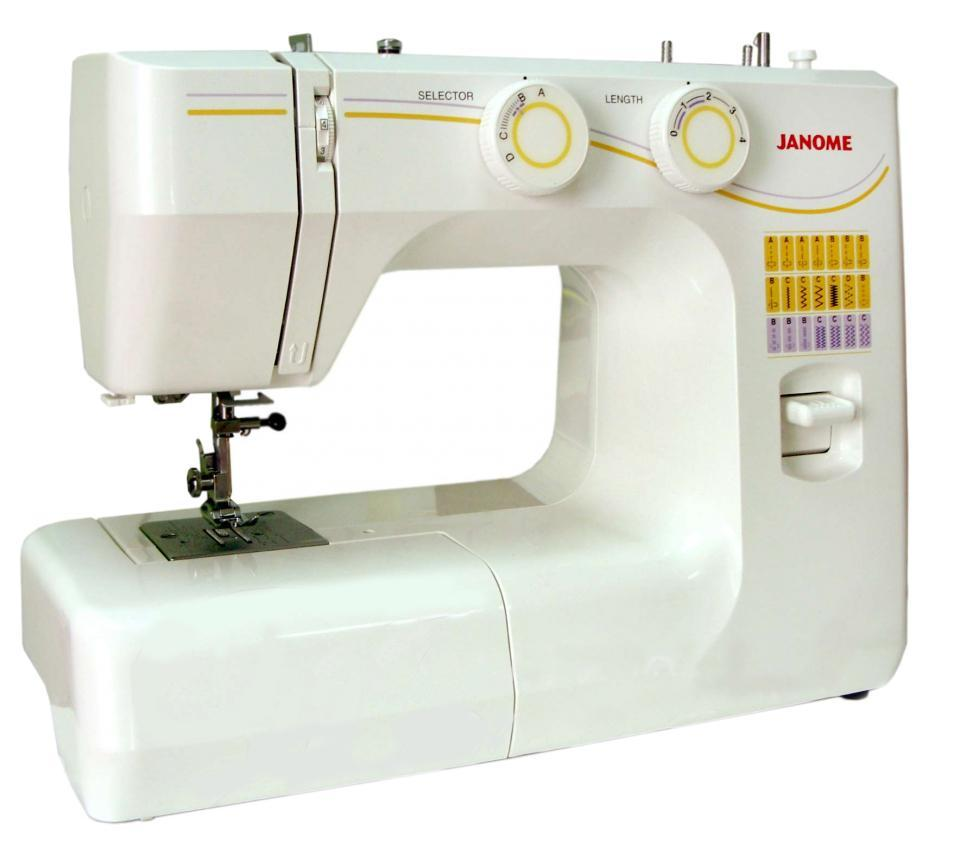 Швейная машина Janome 1143 лапка для кожи janome цена