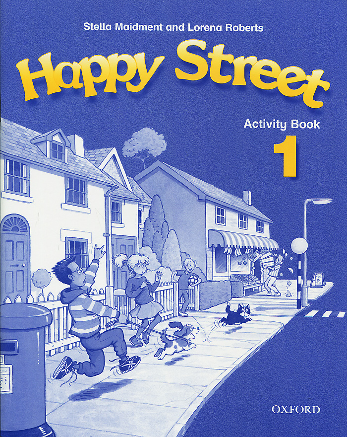 Happy Street: 1: Activity Book happy street 1 activity book cd rom