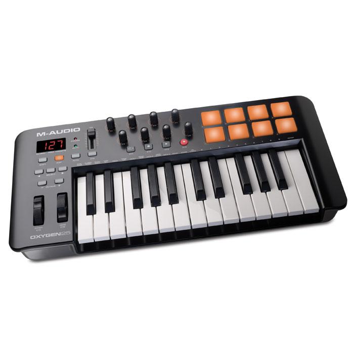 M-Audio Oxygen 25 IV Midi-клавиатура цена