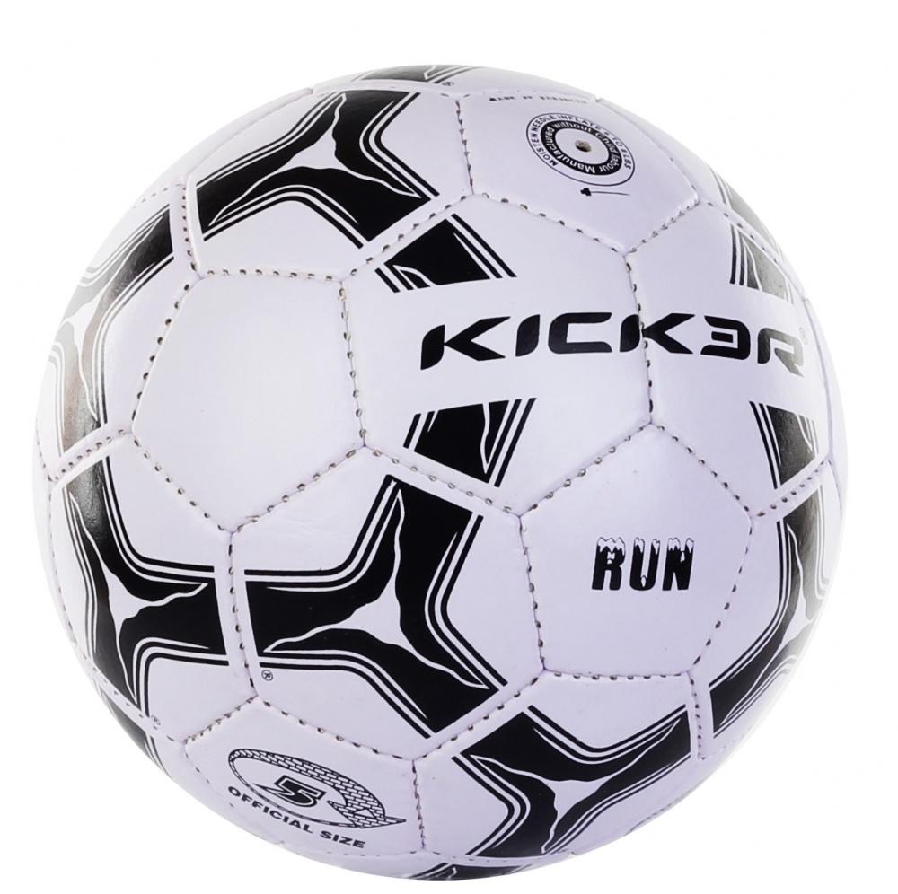 Мяч футбольный Larsen Kicker Run. Размер 5 мяч волейбольный larsen kicker tip