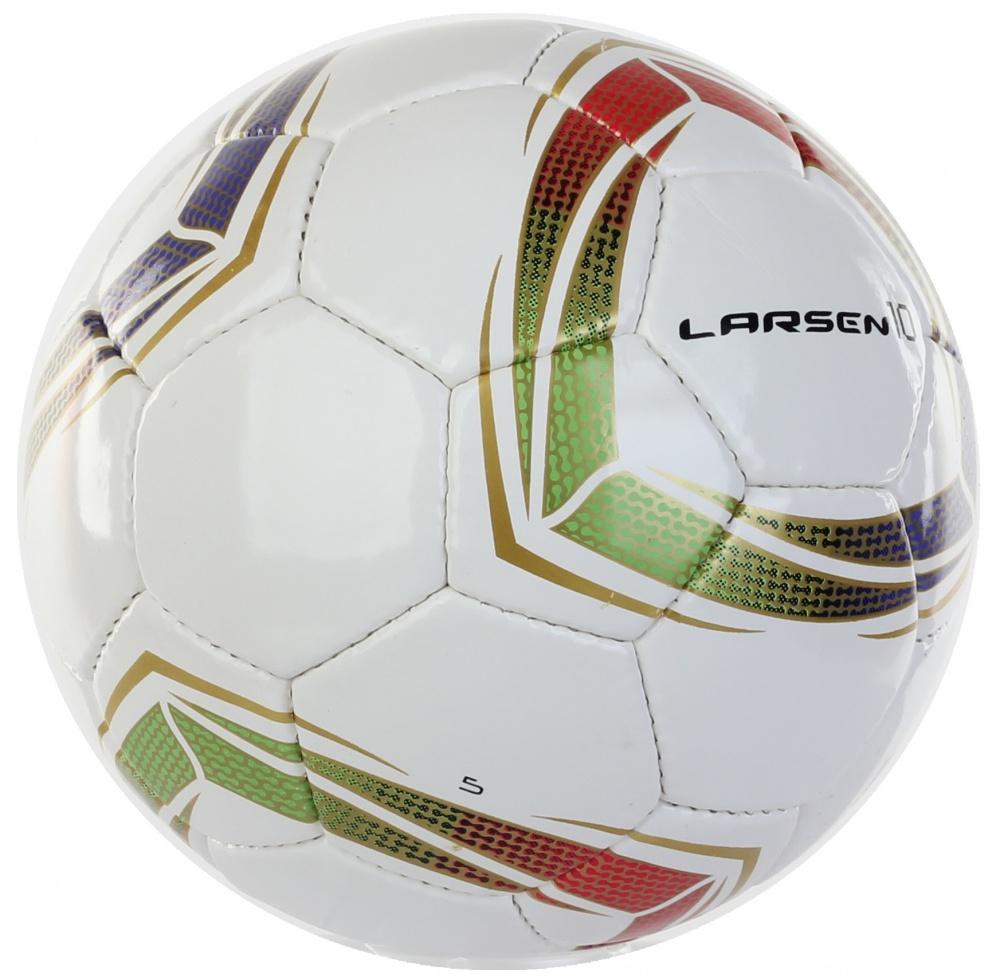 Мяч футбольный Larsen 10. Размер 5 мяч футбольный larsen mini b 4 b 5