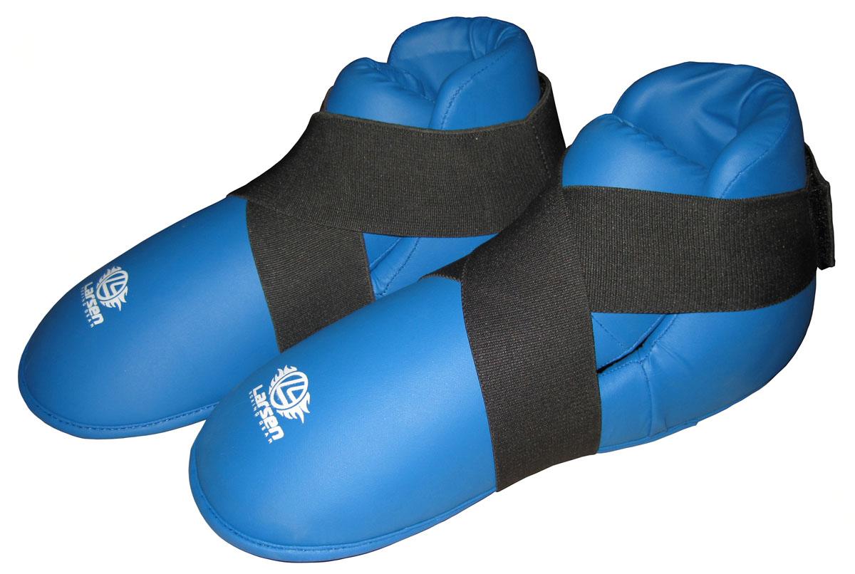 Защита стопы Larsen, цвет: синий. Размер XL