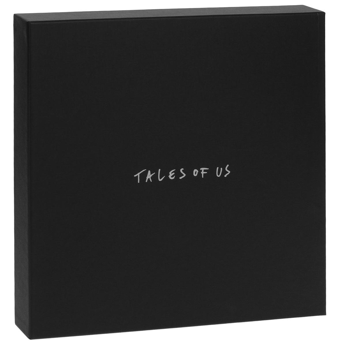 Goldfrapp Goldfrapp. Tales Of Us (2 CD + DVD + LP) музыка dvd audio dts