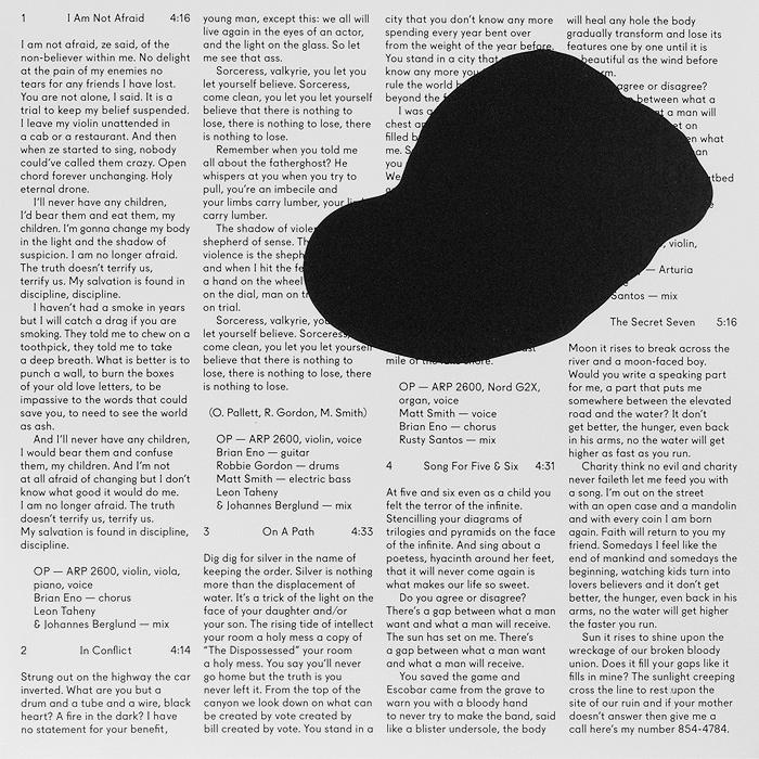 Овен Паллет Owen Pallett. In Conflict (LP) недорго, оригинальная цена