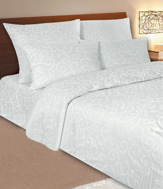Комплект постельного белья Verossa Страйп Магический узор евро одежда оптом по низким ценам от производителя россия