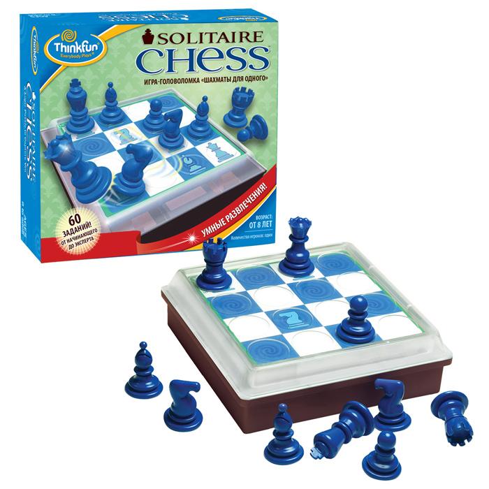 Thinkfun Головоломка Шахматы для одного цена