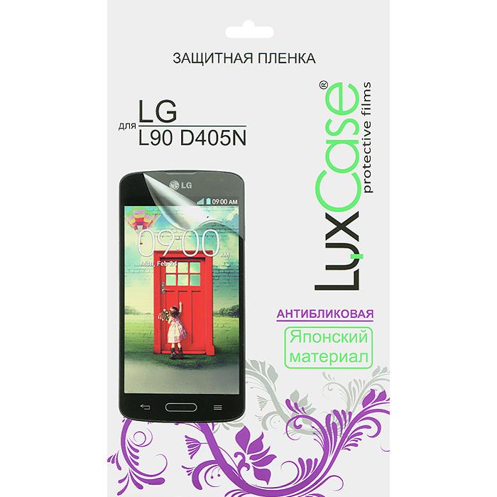 Luxcase защитная пленка для LG L90, антибликовая