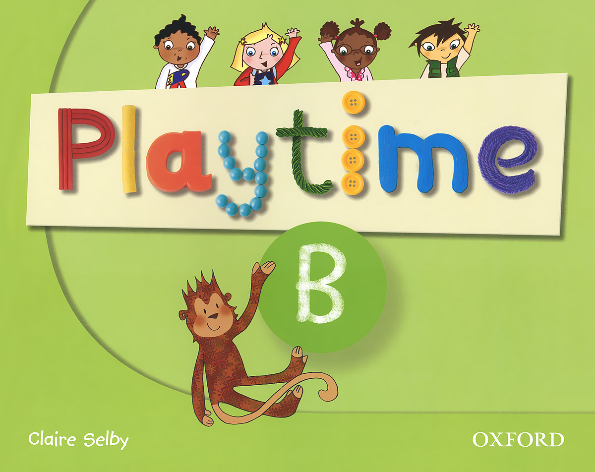 Playtime: B: Class Book playtime a class book