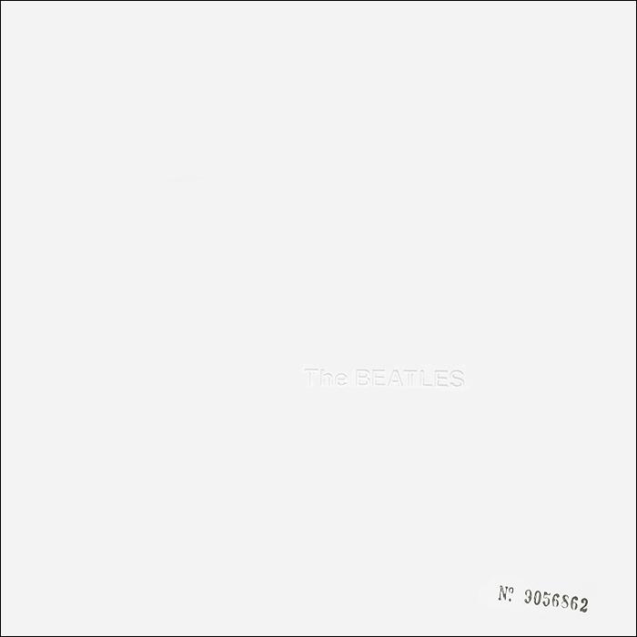 The Beatles The Beatles. The Beatles (2 LP) beatles beatles white album giles martin mix 4 lp