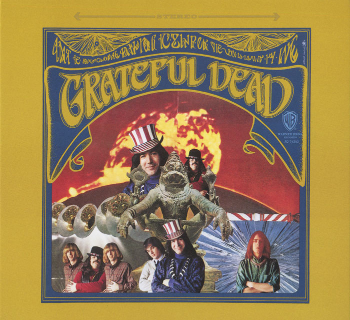 The Grateful Dead Grateful Dead. Grateful Dead dead london
