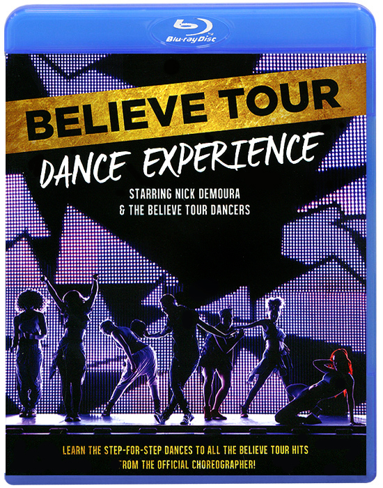 Believe Tour Dance Experience (Blu-Ray) the zoomable universe a step by step tour through cosmic scale from the infinite to the infinitesimal