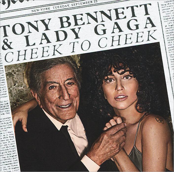 Тони Беннетт,Lady Gaga Tony Bennett And Lady GaGa. Cheek To Cheek дайана кролл тони беннетт bill charlap trio tony bennett