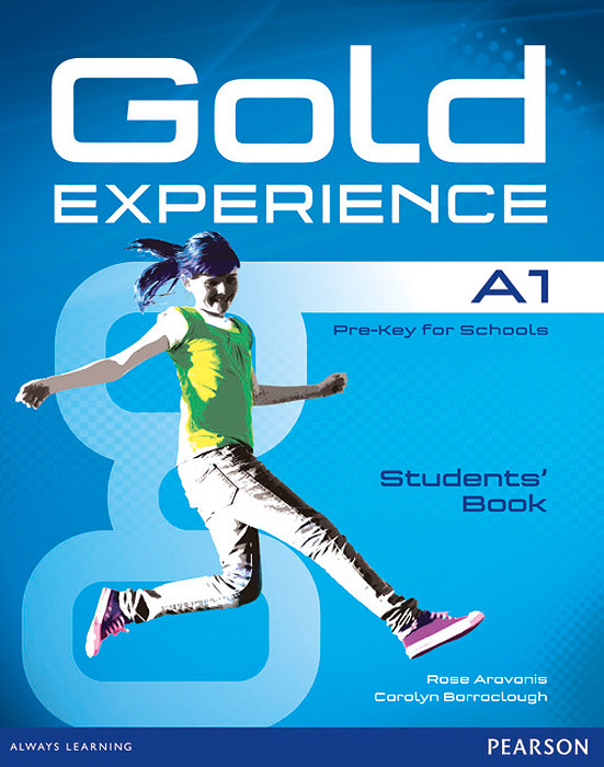 Gold Experience A1: Students' Book (+ DVD-ROM) contemporary topics 3ed 1 sb dvd
