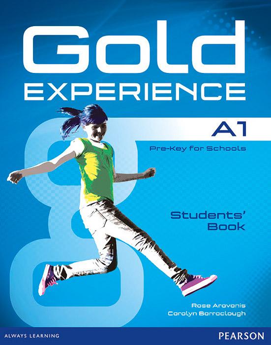 цены на Gold Experience A1: Students' Book (+ DVD-ROM) в интернет-магазинах