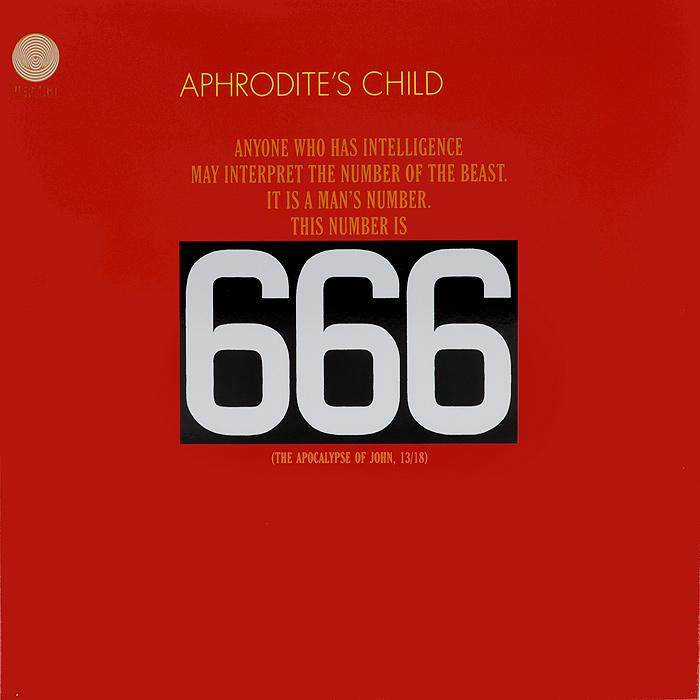 Aphrodite's Child Aphrodite's Child. 666 (2 LP) кендрик ламар kendrick lamar damn 2 lp