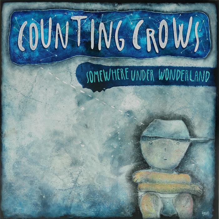 Counting Crows Counting Crows. Somewhere Under Wonderland (LP) горнолыжные палки black crows black crows oxus желтый 130