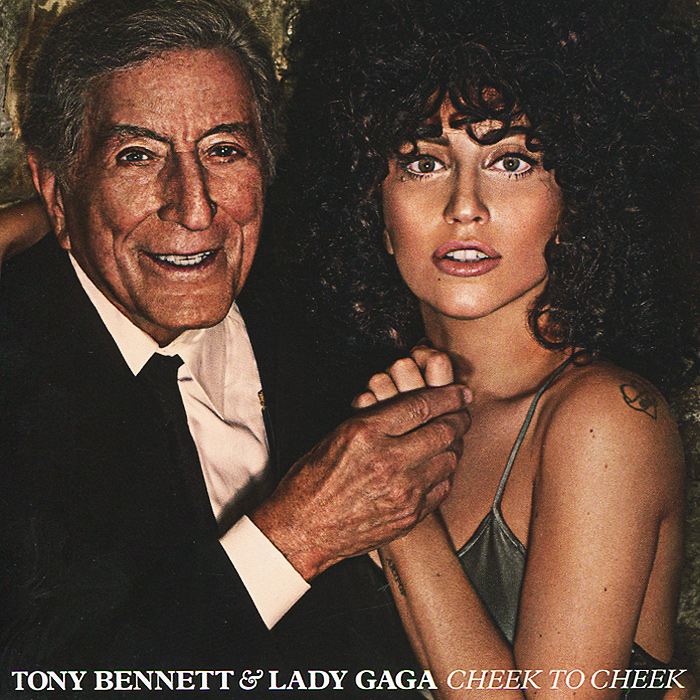 Тони Беннетт,Lady Gaga Tony Bennett & Lady GaGa. Cheek To Cheek tony bennett the platinum anthology