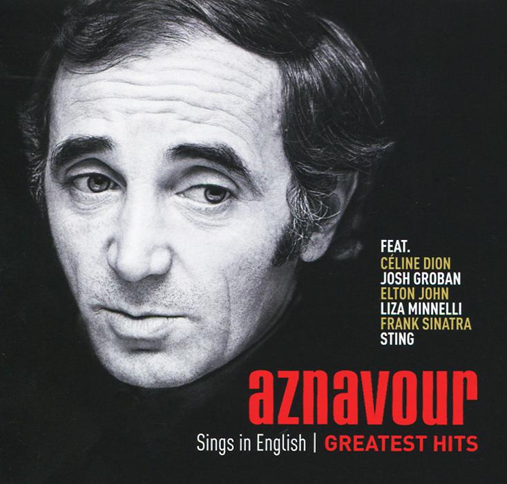 лучшая цена Шарль Азнавур Aznavour. Charles Sings In English. Greatest Hits