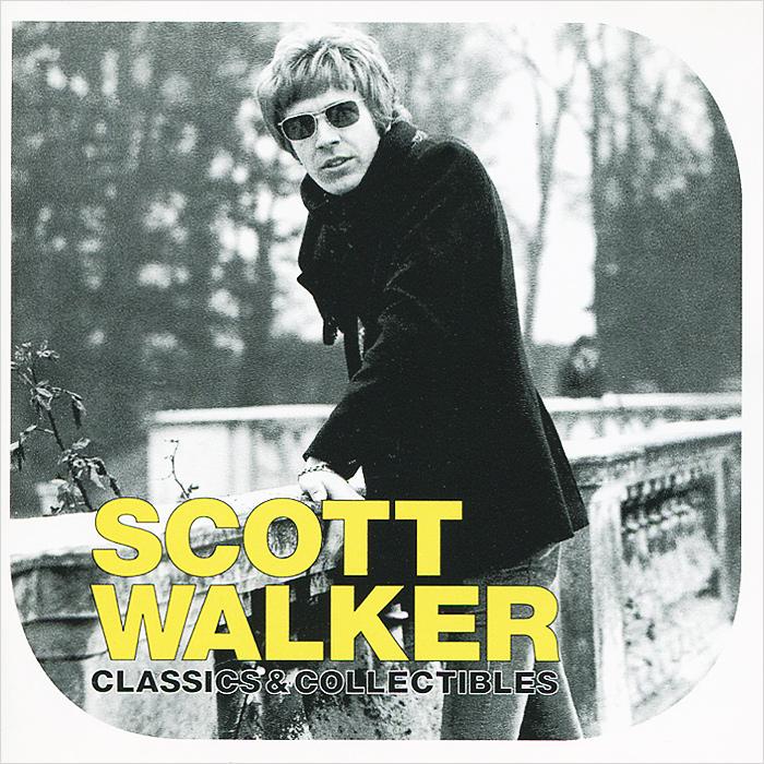 где купить Скотт Уокер Scott Walker. Classics & Collectibles (2 CD) по лучшей цене