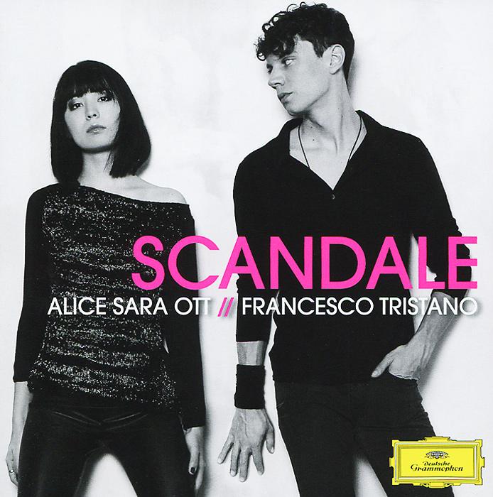 Элис Сара Отт,Франческо Тристано Alice Sara Ott, Francesco Tristano. Scandale