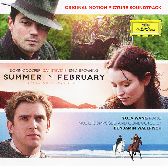 Summer In February. Original Motion Picture Soundtrack summer in february original motion picture soundtrack