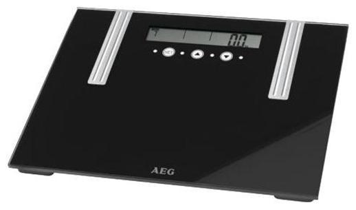 Напольные весы AEG PW 5571 FA Glas, 6 in 1 весы напольные aeg pw 4923 glas прозрачный