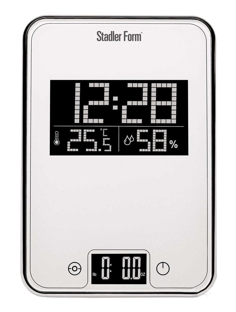 Кухонные весы Stadler Form Scale One SFL.0011, White