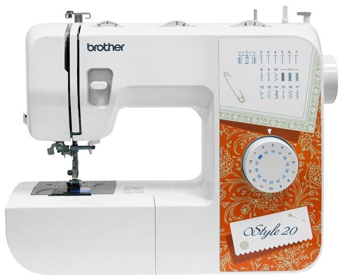 Brother Style 20 швейная машина