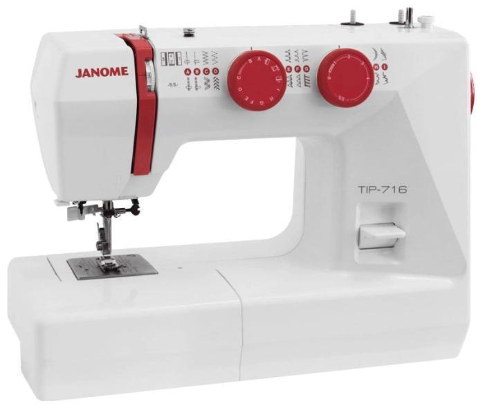 Janome Tip 716 швейная машина
