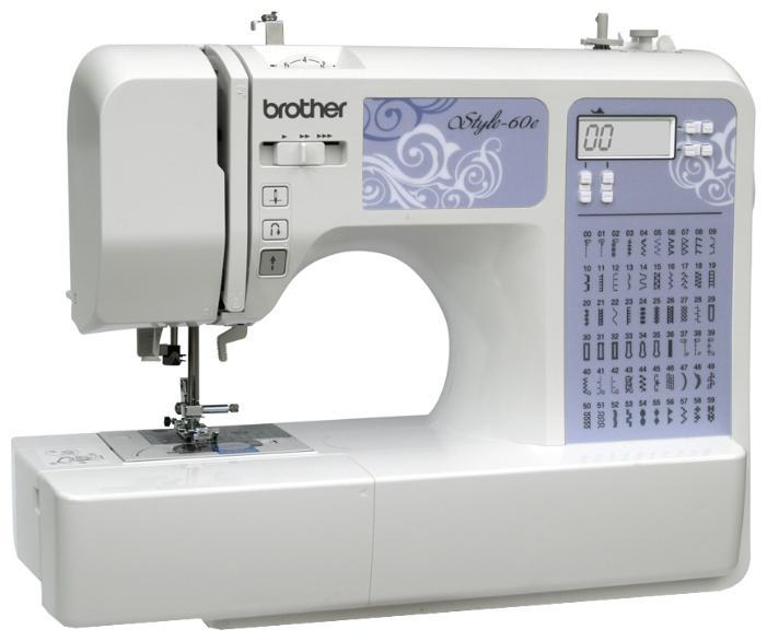 Швейная машина Brother Style 60 brother style 60e