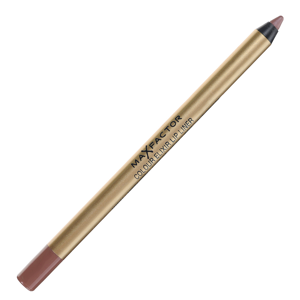 "Max Factor Карандаш для губ ""Colour Elixir Lip Liner"", тон №14 brown n nude, цвет: коричневый"