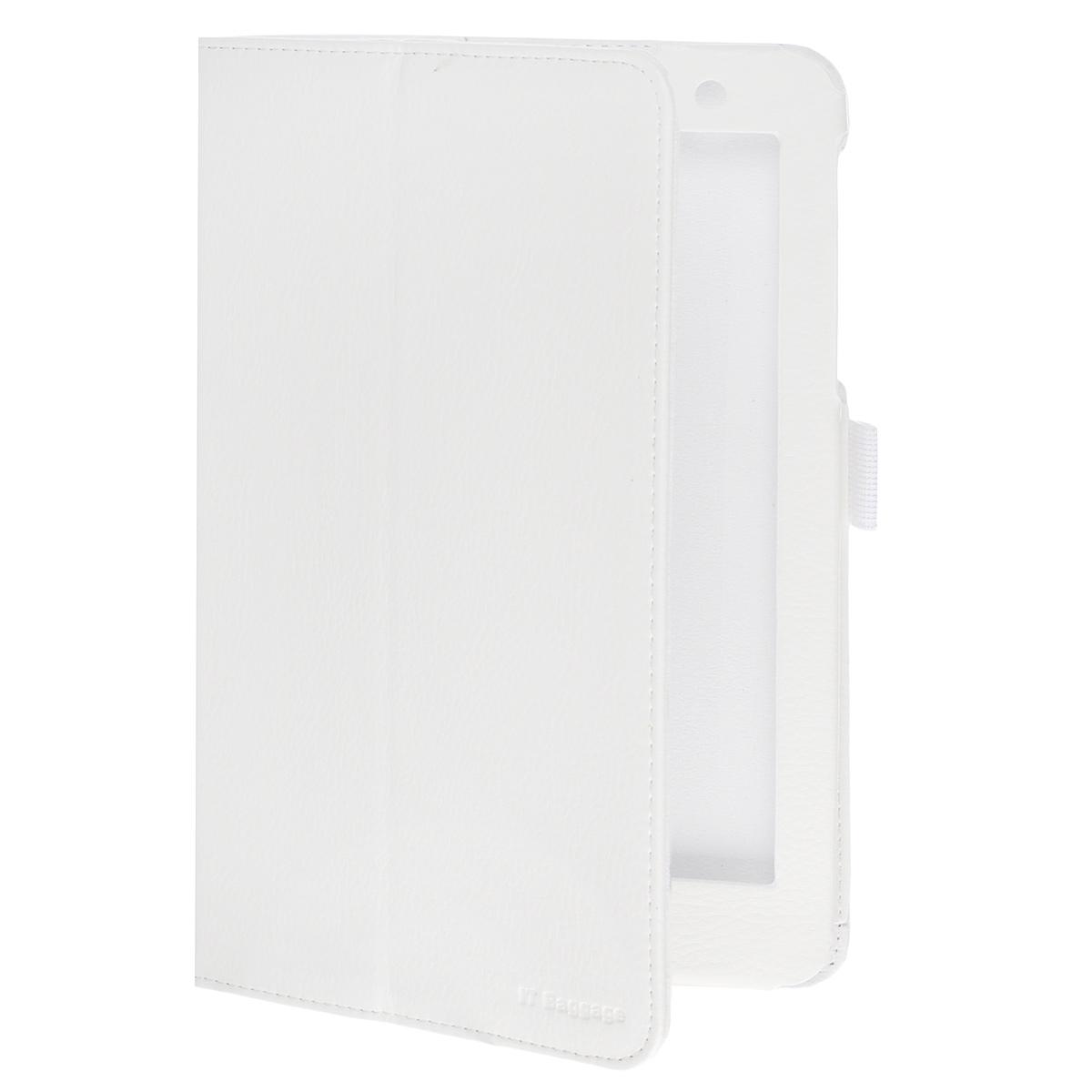 IT Baggage чехол для Lenovo Idea Tab 8 A8-50 (A5500), White for lenovo tab a8 a5500 case print pu cover case for lenovo tab a8 a5500 a8 50 a5500 h a5500 f 8inch tablet case stylus pen