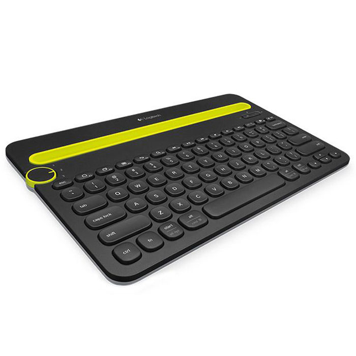 Клавиатура Logitech Bluetooth Multi-Device Keyboard K480 (920-006368) купить в Москве 2019