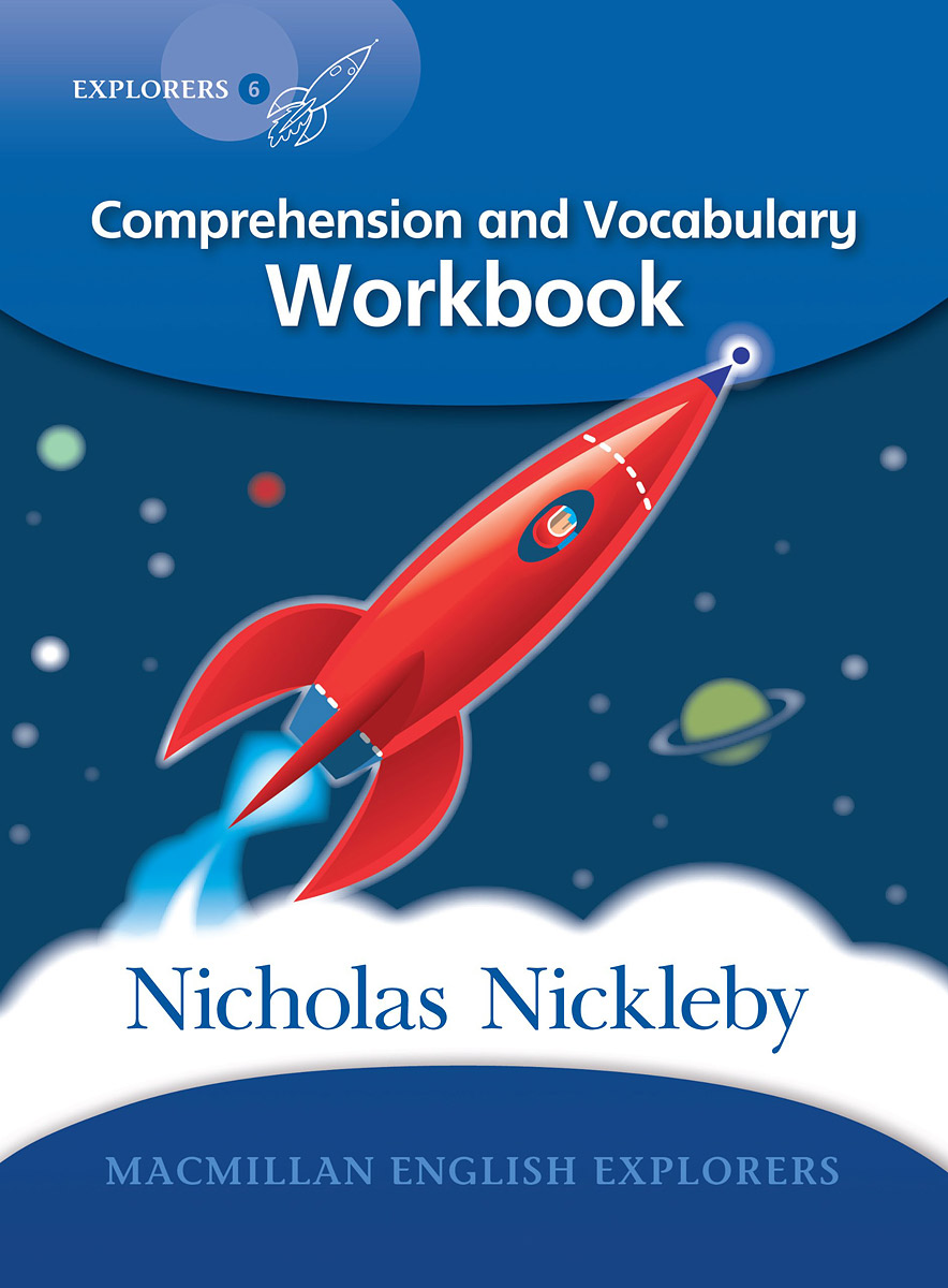 Nicholas Nickleby: Comprehension and Vocabulary Workbook: Level 6 nicholas nickleby comprehension and vocabulary workbook level 6