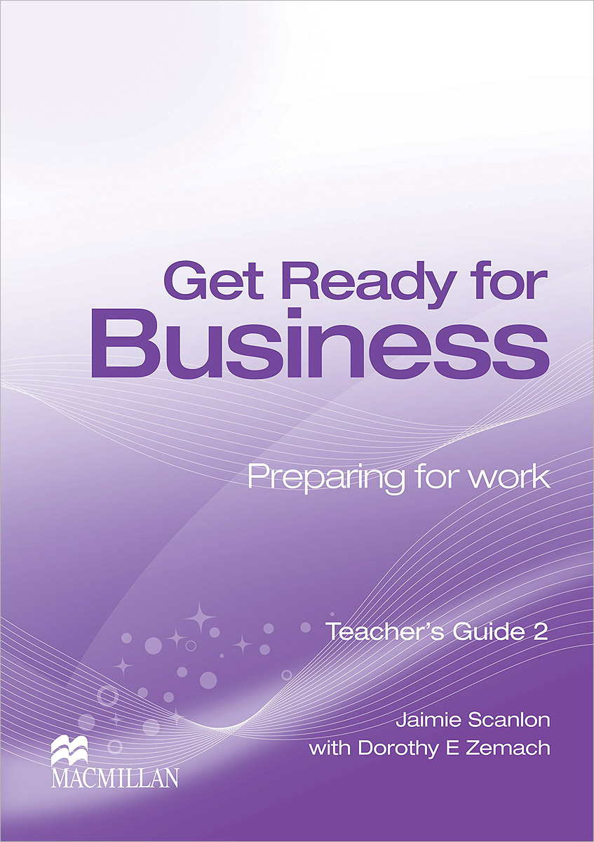 Get Ready for Business: Teacher's Guide 2 цена и фото