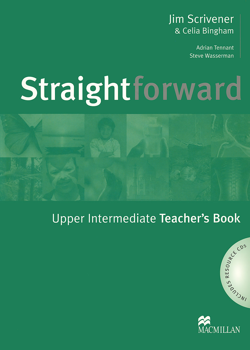 Straightforward: Teacher's Book: Upper-Intermediate Level (+ 2 CD) fm radio language and its effect on the young listeners