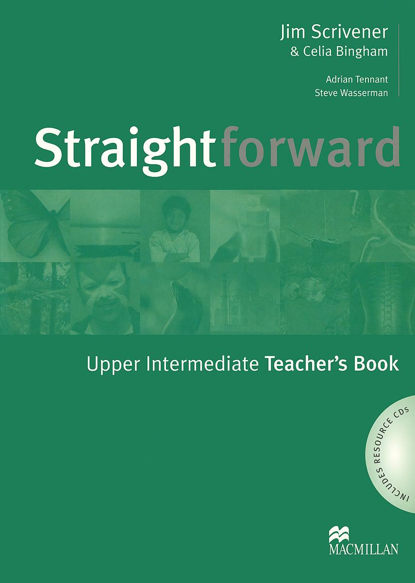 лучшая цена Straightforward: Teacher's Book: Upper-Intermediate Level (+ 2 CD)