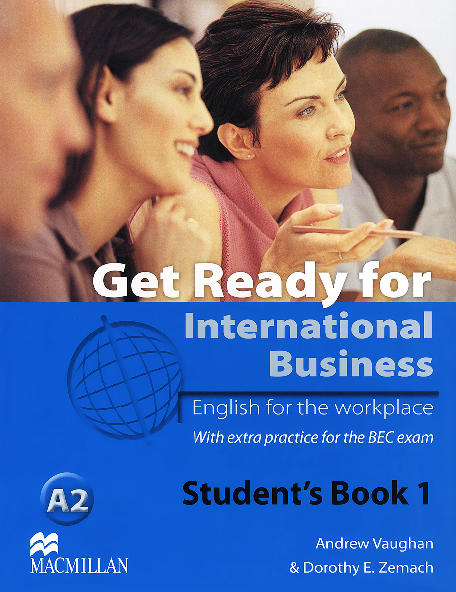 Get Ready for International Business A2: Level 1: Student's Book цена и фото